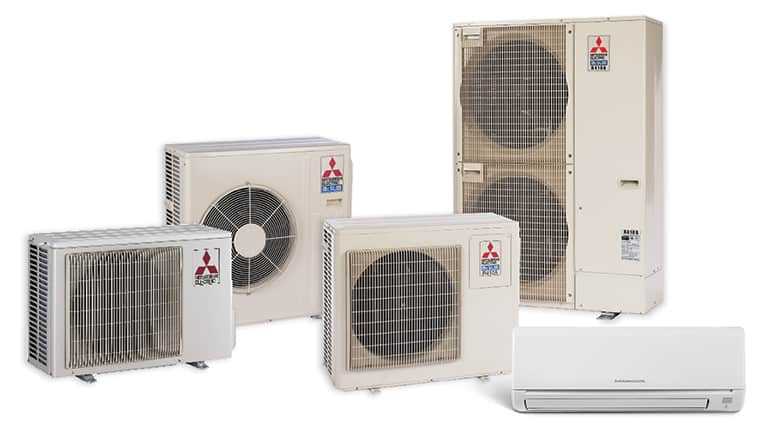 Mitsubishi Residential Heating Services